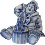 Скульптура «Емеля» авт. В. И Л. Черновы