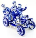 Скульптура «Ильф и Петров Дети лейтенанта Шмидта» авт. В. И Л. Черновы