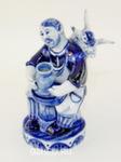 Скульптура «Гончар и ангел» авт. В. И Л. Черновы