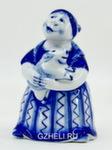 Скульптура «Балаболки. С поросенком» авт. В. И Л. Черновы