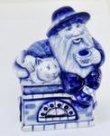 Скульптура «Домовенок» авт. В. И Л. Черновы