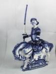 Скульптура «Дон Кихот» авт. В. И Л. Черновы