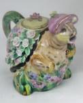 Мои чайнички «Черепаха» цвет+ авт. М. Тарыгин