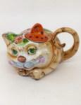 Мои чайнички «Кот б.» цвет авт. М. Тарыгин