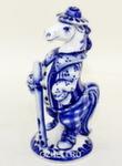 Скульптура конь «Путешественник» авт. А. Киселев