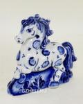 Скульптура конь «Бэн» авт. А. Киселев