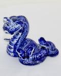 Скульптура змея «Гамма» авт. А. Киселев