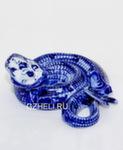 Скульптура змея «С бабочкой» авт. А. Киселев