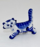 Скульптура кот «Приветливый» авт. А. Киселев