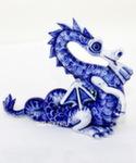 Скульптура дракон «Восточный» авт. А. Киселев