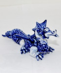 Скульптура дракон «Звездчатый» авт. А. Киселев