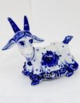 Скульптура коза «Рогатая» авт. А. Киселев