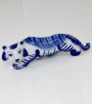 Скульптура тигр «Крадущийся» авт. А. Киселев
