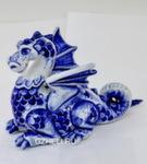 Скульптура дракон «Хозяин» авт. А. Киселев