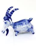 Скульптура коза «Дереза» авт. А. Киселев