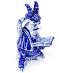 Скульптура козлик «Историк» авт. А. Киселев
