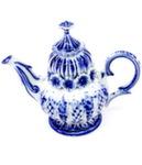 Из серии «Мои чайнички. Флер» авт. А. Киселев