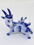 Скульптура коза «Дружба» авт. А. Киселев