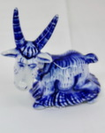Скульптура коза «Катька» авт. А. Киселев