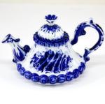 Из серии «Мои чайнички. Ассирис» авт. А. Киселев