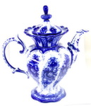 Из серии «Мои чайнички. Коринфский» авт. А. Киселев