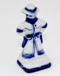 Композиция шахматная «Индейцы и ковбои Пешка» белые авт. Ю. Гаранин
