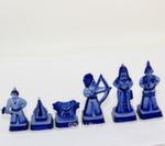 Композиция шахматная «Индейцы и ковбои» черные авт. Ю. Гаранин
