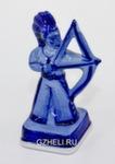 Композиция шахматная «Индейцы и ковбои Слон» черные авт. Ю. Гаранин