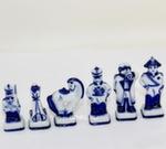 Композиция шахматная «Бородино» белые авт. Ю. Гаранин