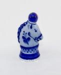 Композиция шахматная «1812г. Конь» белые авт. Ю. Гаранин
