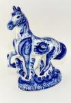 Скульптура «Конь» авт. Л. и А. Сидоровы