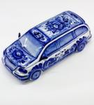 Скульптура «Машина» авт. Л. и А. Сидоровы