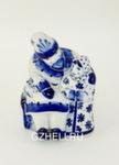 Скульптура «Морозко» авт. С. Исаев