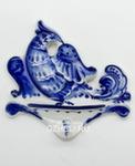 Скульптура «Жар птица» вешалка авт. С. Исаев