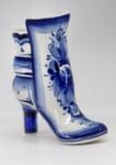 Скульптура «Обувь. Сапог Пряжка» авт. С. Исаев
