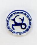 Скульптура «Знак зодиака Козерог» магнит авт. А. Савостьянова