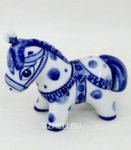 Скульптура «Лошадка Пони» авт. А. Савостьянова