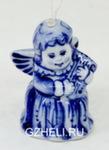 Скульптура «Ангел» колокольчик авт. А. Савостьянова