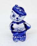 Скульптура «Кот в сапогах» авт. А. Савостьянова