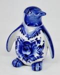 Скульптура «Пингвин» авт. А. Савостьянова