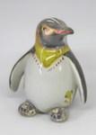 Скульптура «Пингвин» цвет авт. А. Савостьянова