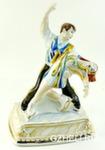 Скульптура «Фигуристы» цвет авт. Г. Шестакова