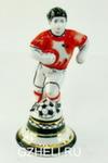 Скульптура «Футболист» цвет авт. Г. Шестакова