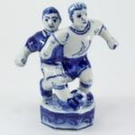 Скульптура «Футболисты 2» авт. Г. Шестакова