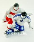 Скульптура «Футболисты» б. цвет авт. Г. Шестакова