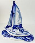 Скульптура «Яхта» авт. Г. Шестакова