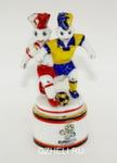 Скульптура «Евро 2012» цвет авт. Г. Шестакова