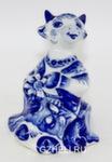 Скульптура «Корова с цветком» авт. Г. Шестакова