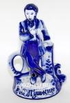 Скульптура «Пушкин» авт. Г. Шестакова