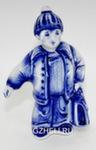 Скульптура «Школьник» авт. Г. Шестакова